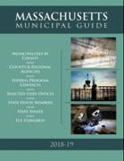 Picture of cover of the Massachusetts Municipal Guide for 2018.