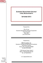 screen shot of cover of Economic development strategyi
