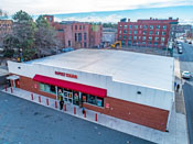 aerial view of property for sale at 50 Central Ave, Lynn MA